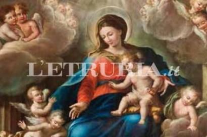 """""""La Madonna del Suffragio"""" restaurata"""