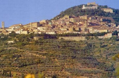 One day in Cortona- VIDEO