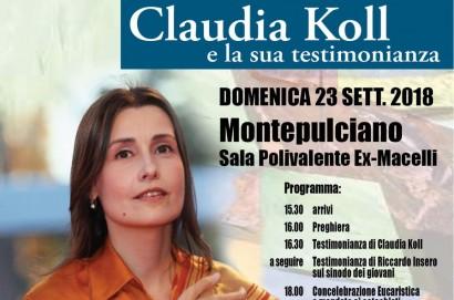 La Convocazione diocesana con la presenza di Claudia Koll