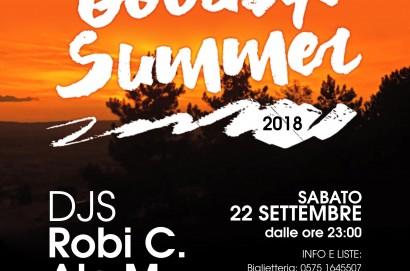 """Sabato la grande festa """"Goodbye Summer"""" in Fortezza, ma la stagione non finisce"""