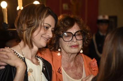 E' scomparsa Inge Schönthal Feltrinelli, cittadina onoraria di Cortona