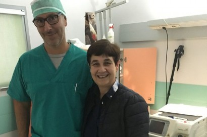 Interventi laser alle varici, nuova tecnologia all'ospedale Santa Margherita