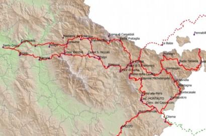 Cammini, approvati i tracciati di quelli di San Francesco e della Via Lauretana
