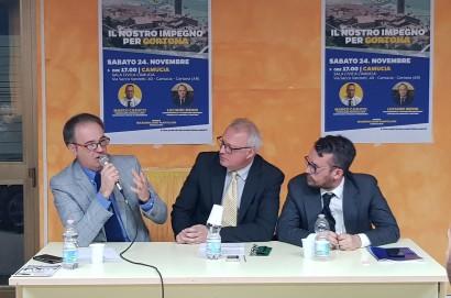 """Il nostro impegno per Cortona """"Una collaborazione per il territorio e i cittadini, la nostra è la politica dei fatti"""""""