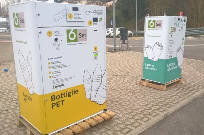 Installazione di due Eco-Compattatori  a Terontola e Camucia
