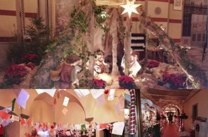 Santa Margherita: aperta la Casa di Babbo Natale.