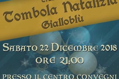 Terziere di San Vincenzo: TOMBOLA NATALIZIA
