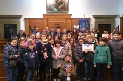 Premiati i vincitori del primo concorso dei Presepi indetto dall'Avis di Castiglion Fiorentino