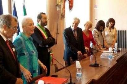 Incontro ufficiale tra Montepulciano e Moulins, gemellate da 19 anni