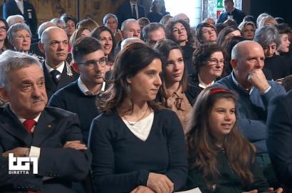 """Al Quirinale per il """"Giorno della Memoria"""" anche il castiglionese Celestino Cappelletti"""