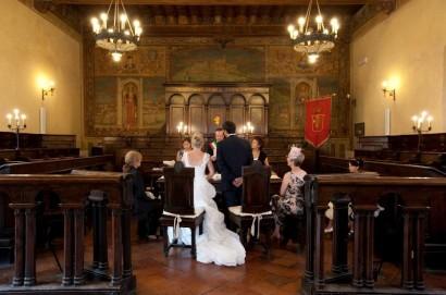 Cortona si conferma una delle mete preferite anche per il settore del wedding