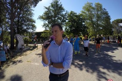Il Candidato a Sindaco di Cortona Andrea Bernardini si presenta alla popolazione