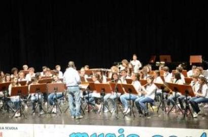 """Chiusi: ancora un'ottima prova per la """"Young Band"""""""