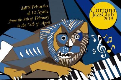 Prosegue venerdì 22 marzo il Cortona Jazz Club