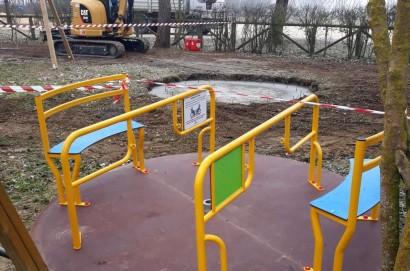 """Montepulciano - """"Parcobaleno"""" è il parco giochi inclusivo per i bambini diversamente abili"""