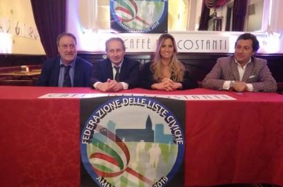 """Nasce la """"Federazione delle liste Civiche"""" per le elezioni amministrative della Provincia di Arezzo"""