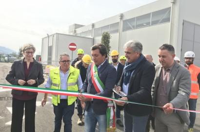 """Nuovo Potabilizzatore """"La Nave"""" a Castiglion Fiorentino"""