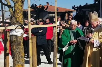 Aiutatemi a restaurare la Chiesa di Santa Margherita a Borgo Pentimento