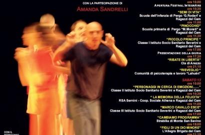 La Polisportiva CAM presenta il  II°Festival di Teatro Inclusivo della Città di Cortona Integrars