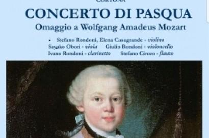 Concerto di Pasqua degli Amici della Musica di Cortona