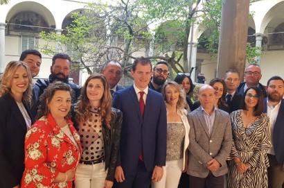 Si presentano i primi candidati per Andrea Bernardini