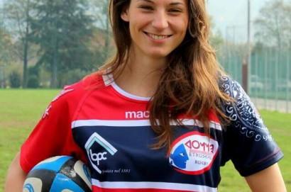 Rugby- Margherita Bianchi convocata al raduno PAI con la nazionale di Seven