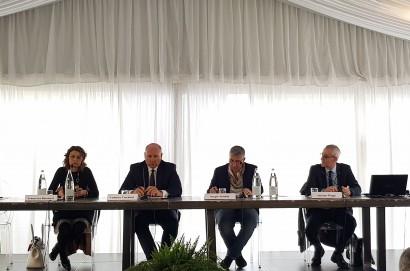 I Dialoghi della Valdichiana presentato il ciclo di incontri organizzati da Bonifiche Ferraresi