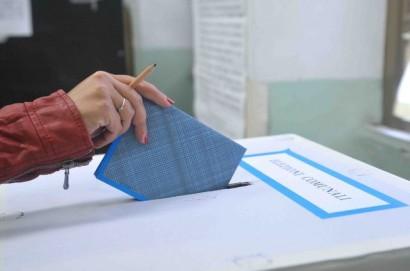 Percentuali di voto nei comuni della Valdichiana aretina