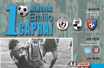 "Sabato 15 giugno 2019 - 1° Memorial ""Emilio Caprai"" a Cortona"