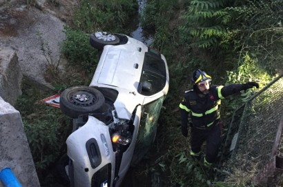 Incidente stradale a Terontola di Cortona
