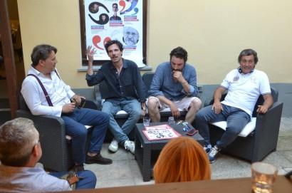 Art'inScena a Castiglion Fiorentino con Giancarlo Giannini, Francesco Montanari, Vinicio Marchioni e Valerio Lundini