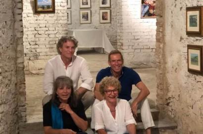 """A Palazzo Ferretti """"4 Temperamenti"""" fino al 19 luglio"""