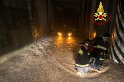Maltempo Arezzo e Valdichiana - uomo trovato morto