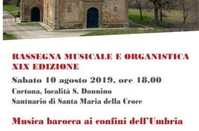 Concerto nella chiesa di San Donnino in Val di Pierle