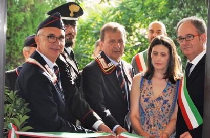 Inaugurata la Nuova Sede  A.N.C di Cortona molto