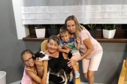 L'amato cagnolino di don Ferruccio ha trovato casa in Polonia