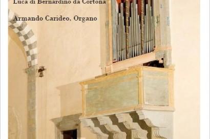 Armando Carideo  all'organo di S.Domenico