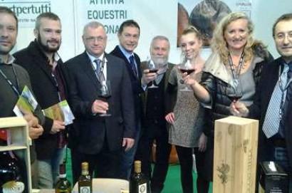 Presentato a Fieracavalli Verona il Sentiero del Vino Nobile di Montepulciano