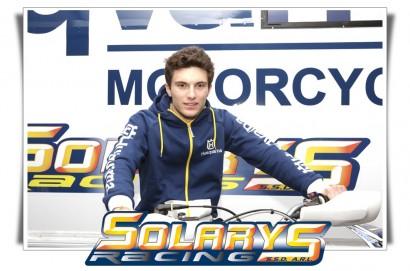 Matteo Segantini, nuovo campione italiano di enduro