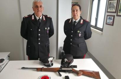 Denunciato bracconiere a Lucignano
