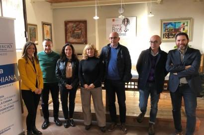 """Turismo  in Valdichiana, gli imprenditori studiano da """"Ambasciatori Di Bellezza"""""""