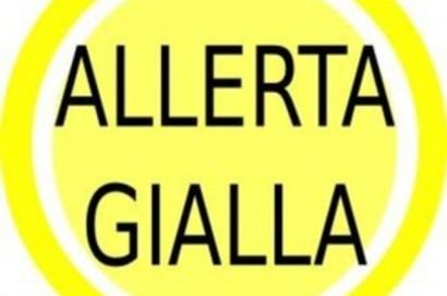 Maltempo, codice giallo per piogge e temporali su tutta la Toscana dalle 20 di stasera, domenica 1 dicembre