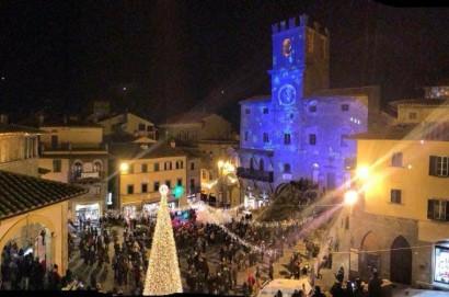 Natale a Cortona, ultimi dettagli. Il via il 6 dicembre