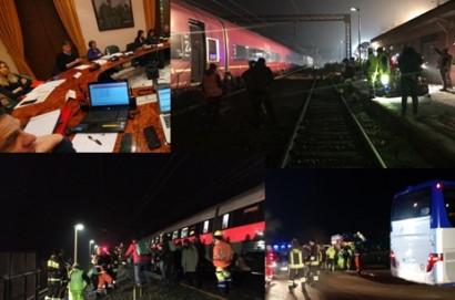 """""""Farneta 2019"""" : positiva esercitazione di protezione civile nel Comune di Cortona"""
