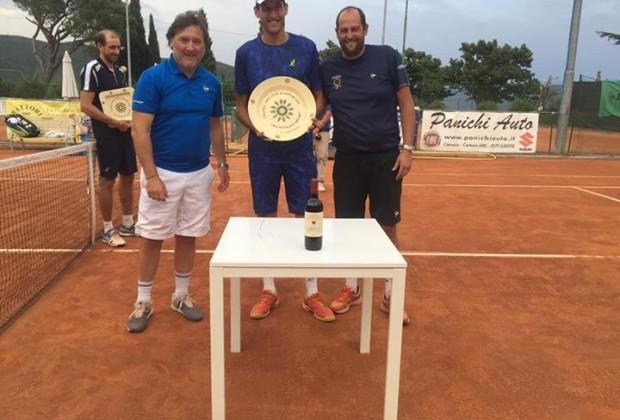 Luca Vanni vince l'Open di Cortona