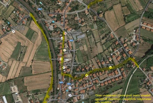 Al via i lavori per distribuire l'acqua di Montedoglio a circa 11.000 utenti