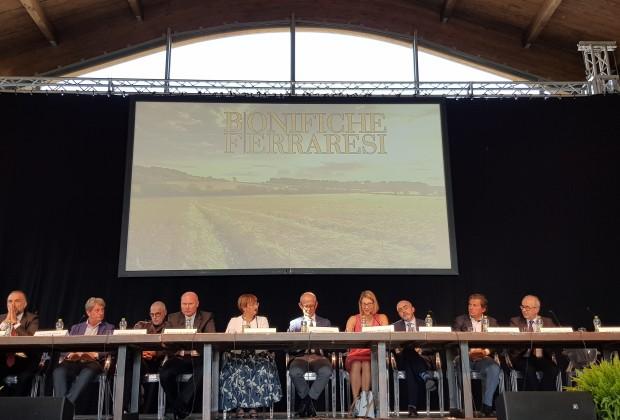 Bonifiche Ferraresi presenta il nuovo Centro Direzionale e Produttivo di Cortona