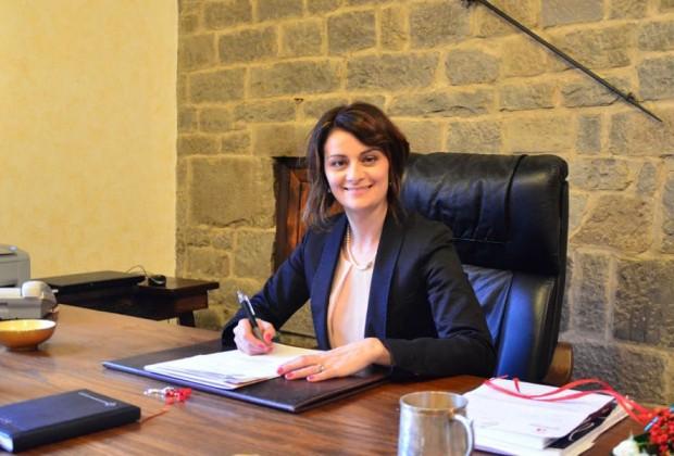 Francesca Basanieri ha deciso di non ricandidarsi come Sindaco di Cortona - la lettera con le sue motivazioni
