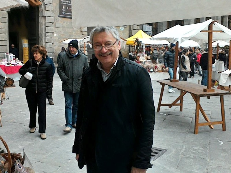 Cortona perde Enzo Moretti, un cittadino amante della nostra Terra - il ricordo di Santino Gallorini