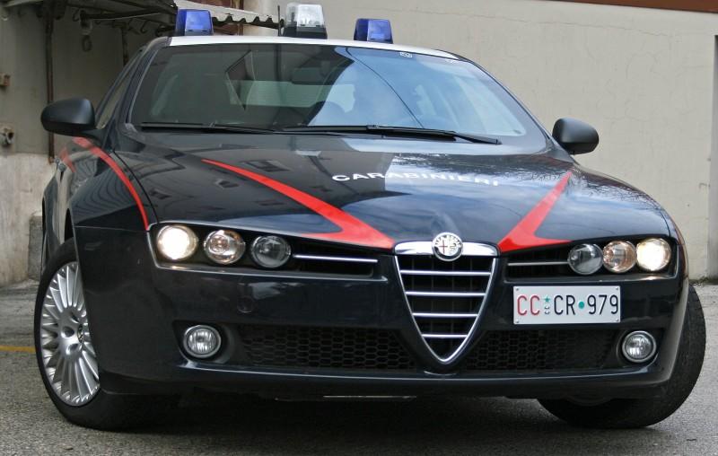 Monte San Savino: i Carabinieri sventano un furto ed arrestano l'autore